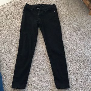 Black Banana Republic Premium Denim jeans